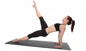 Pilates Methode - Leg Pull Up