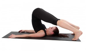 Pilates Methode - Roll Over