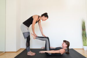 Personal Pilates Training Matte
