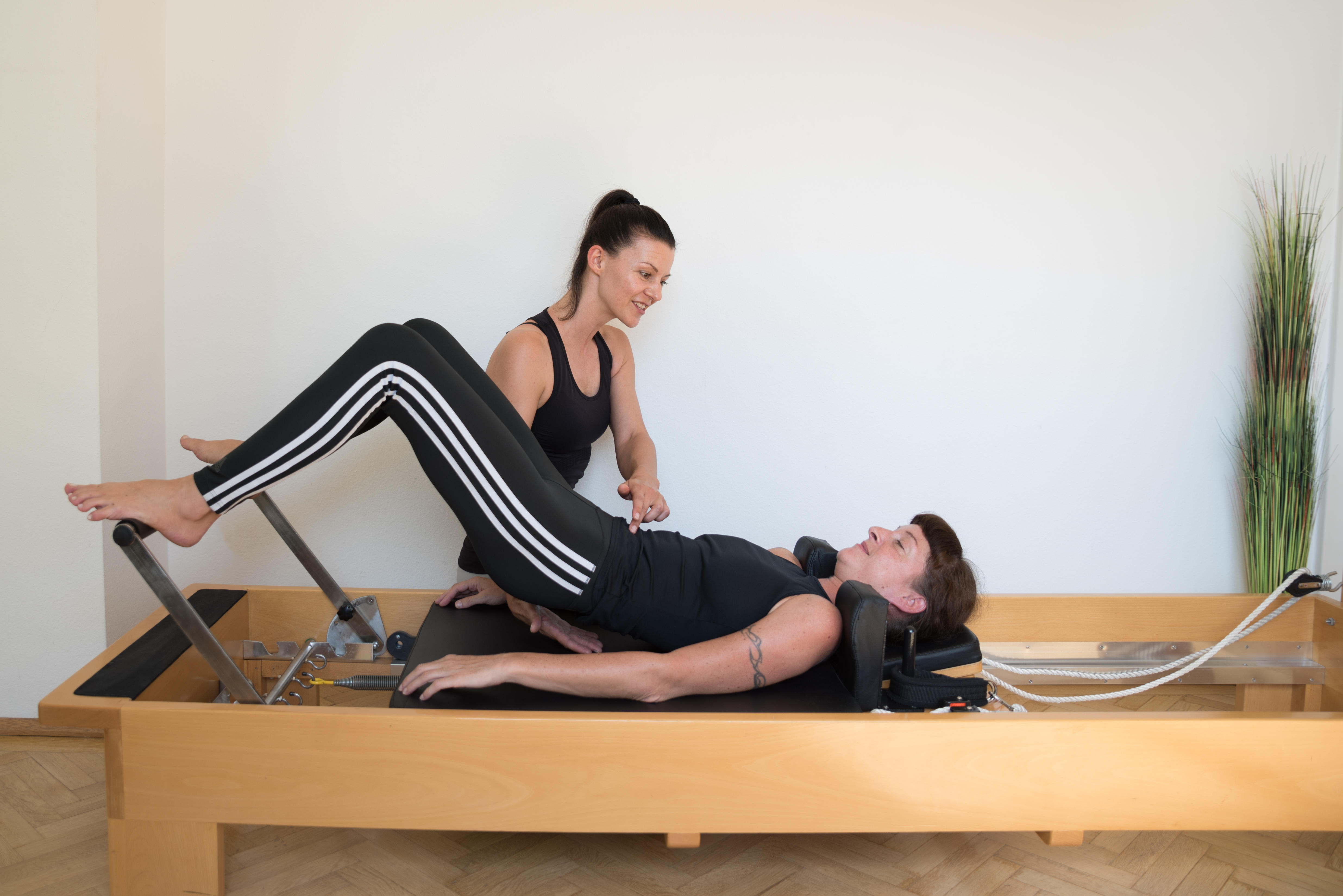 Personal Pilates Training Reformer